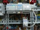 KNX IP Gateway eingebaut